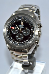 Omega Speed Master Broad Arrow Coaxial