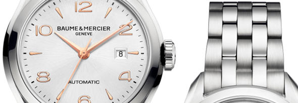 Orologio Baume Mercier Clifton 10150