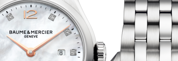 Baume Mercier Clifton 10176