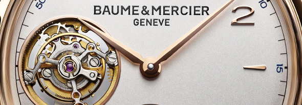 Orologio Baume & Mercier Clifton 1892 Flying Tourbillon
