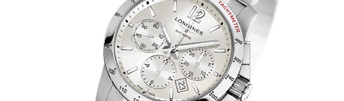 orologi longines conquest