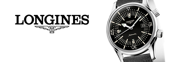 Orologio Longines - The Longines Legend Diver Watch