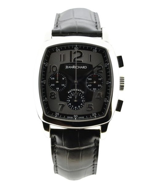 JEANRICHARD TV SCREEN CHRONOGRAPH REF.25016