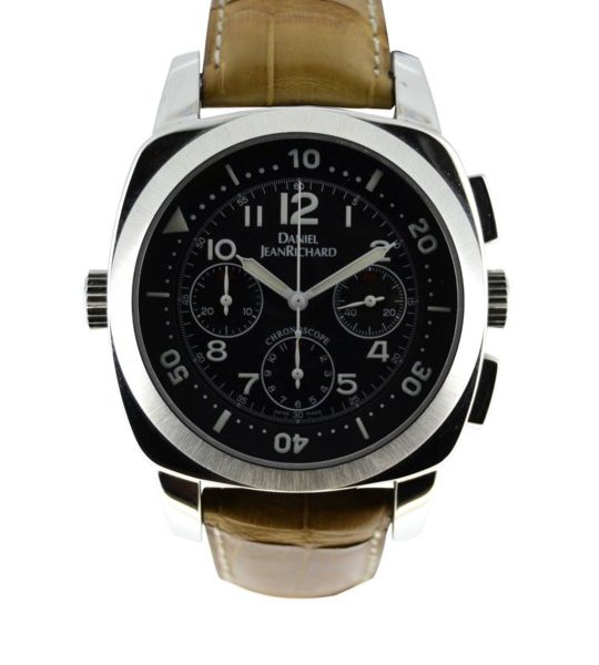 JEANRICHARD Gran TV Chronoscope REF. 25030